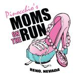 Pinocchios Moms on the run